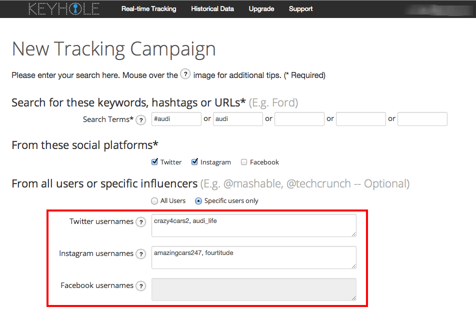 Influencer-Tracking-AccountNames