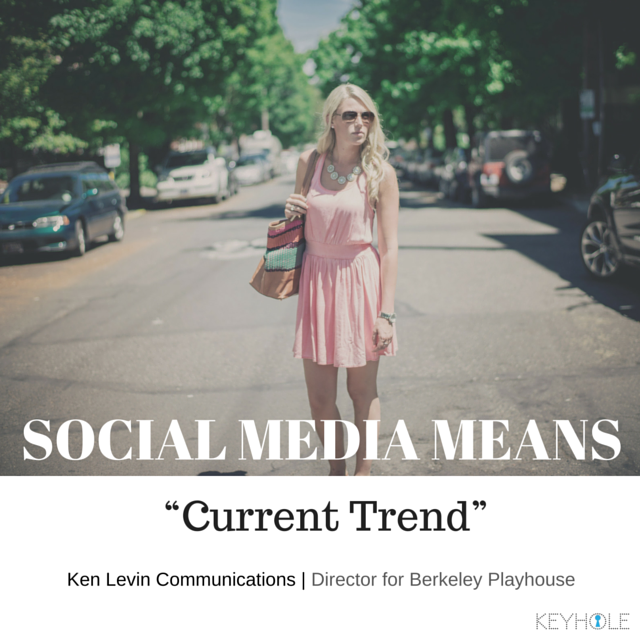 Social Media - What it Means - Keyhole