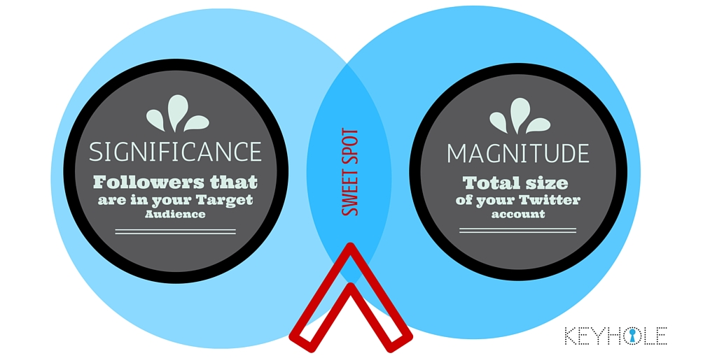 Twitter Growth Hack - Significance and Magnitude of Strategy