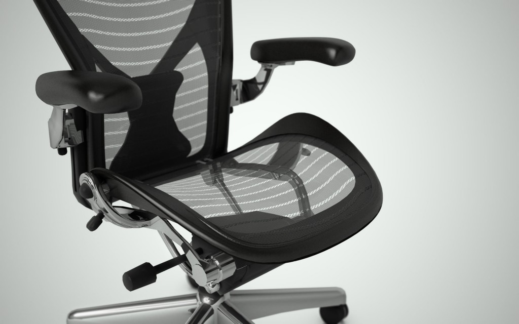 Aeron Chair & Social Media Listening