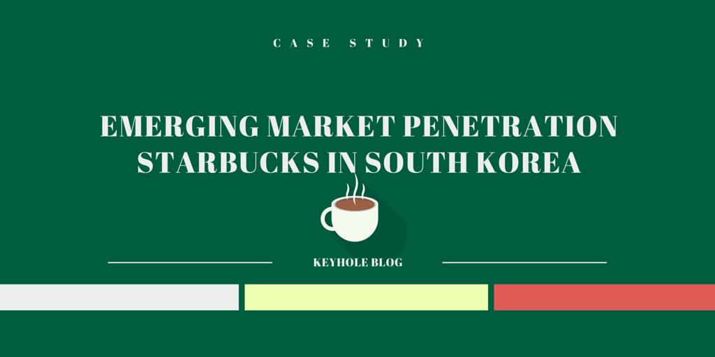 Starbucks in South Korea - for Keyhole
