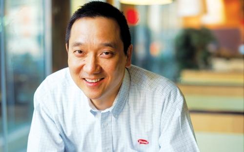 Sam Su, long-time CEO of Yum China