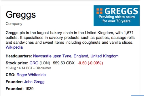 Gregg's bakery PR crisis mitigated from Social Media Listening