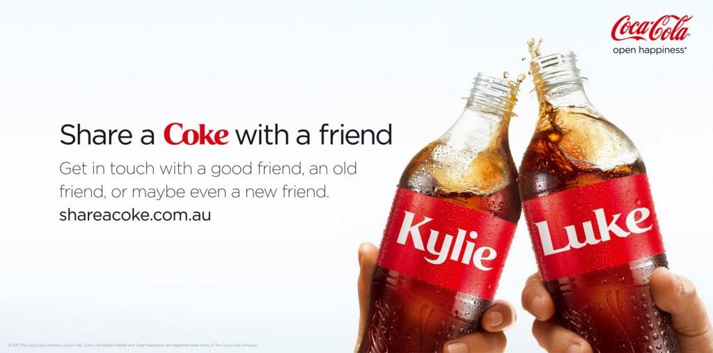Share a coke australia