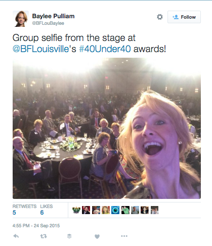 Group Selfie for Events - Baylee Pulliam