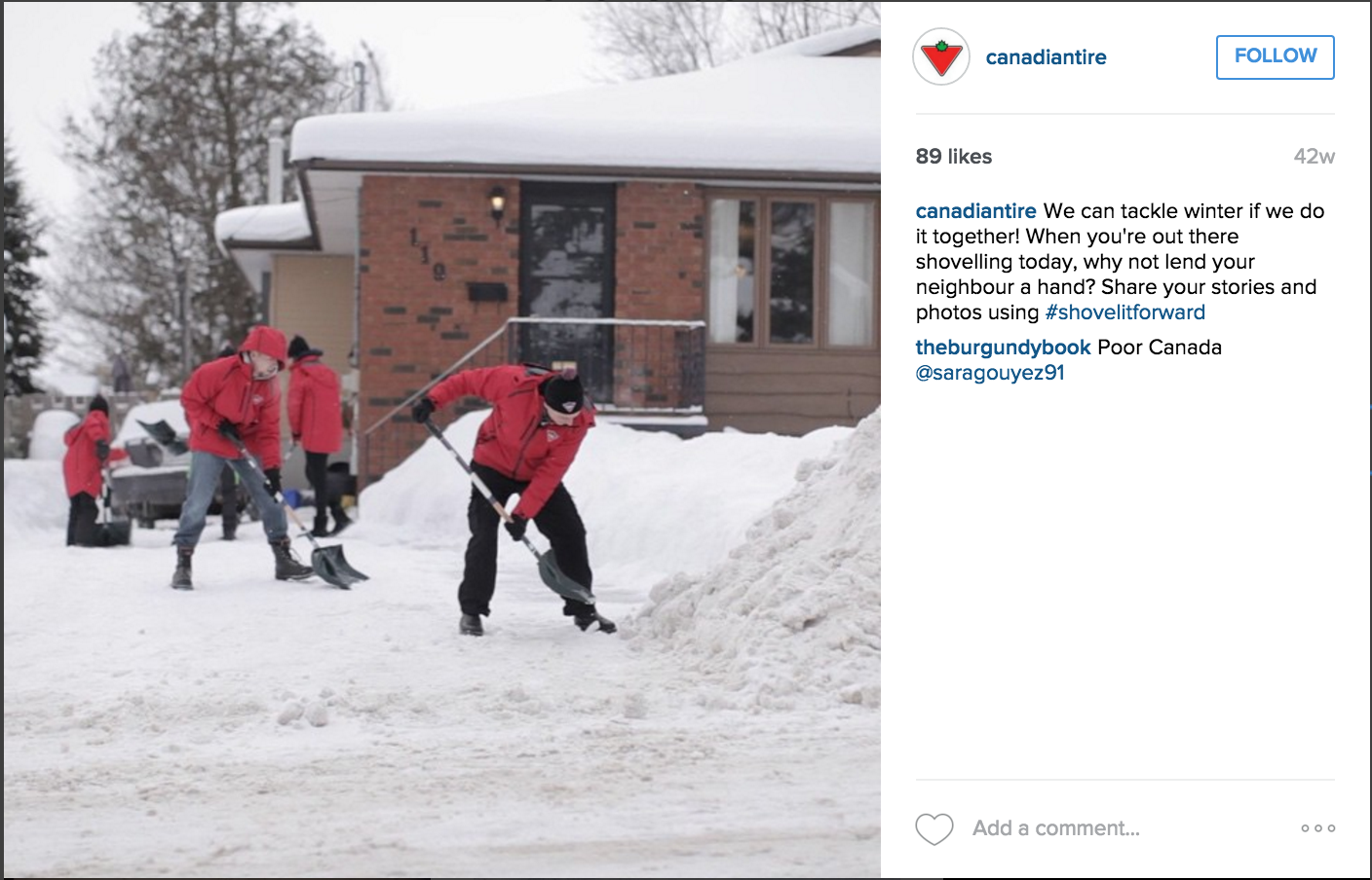Shovelitforward canadian tire