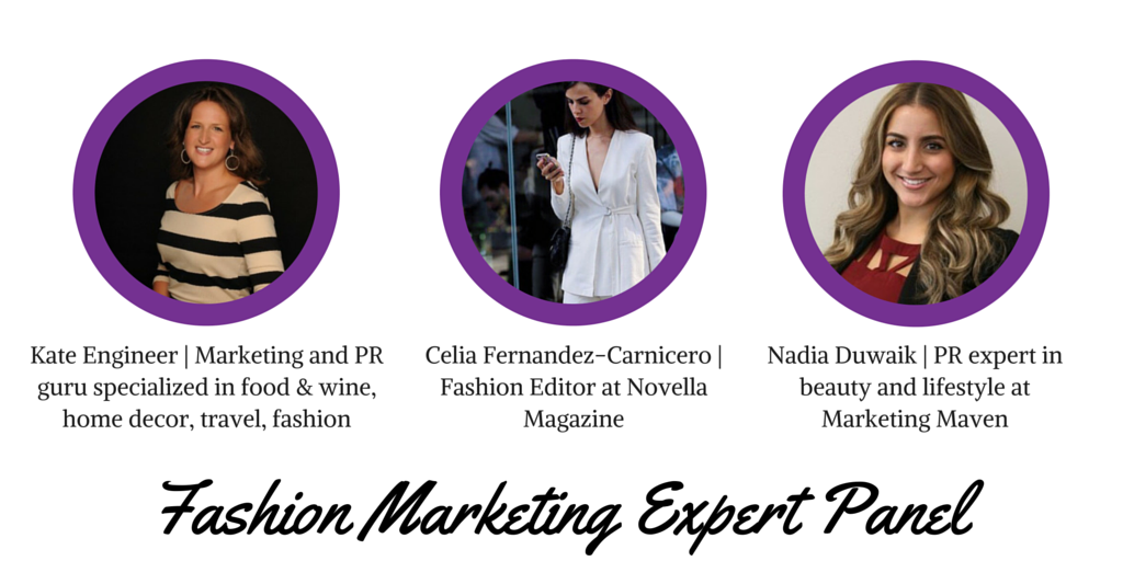 Fashion Marketing - Interview Panel for Keyhole