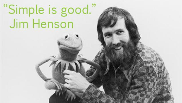 Jim Henson Mistakes in your Visual Content Strategy