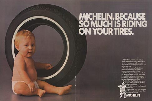 Michelin - Appeal to Emotion - Marketer's Guide to Crafting Clickable Headlines