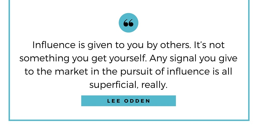 Lee Odden Interview on Gaining Influencer on Social Media