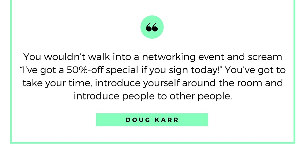 Doug Karr Quote - How to Start and Run a Successful Corporate Blog