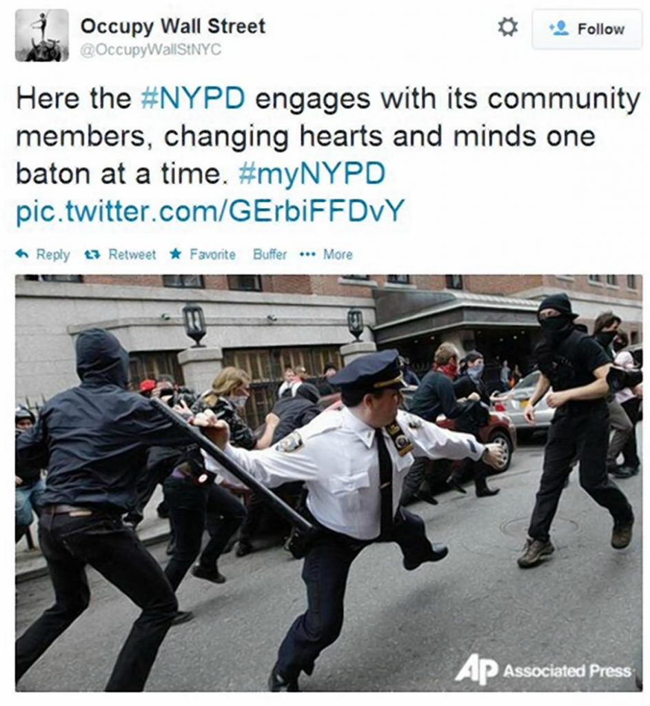 myNYPD - 10 Trend and Campaign Hashtag Fails by Big Brands