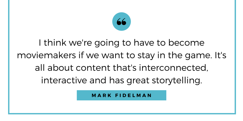 How to Stand Out on Social Media in the Digital Business Age [Mark Fidelman Interview Quote]