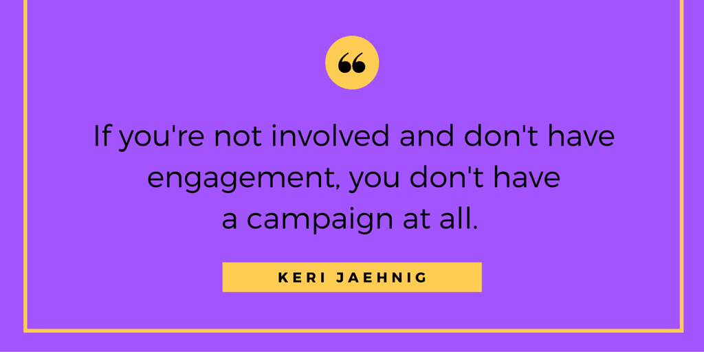Keri Jaehnig Interview - How to Develop a Hands-On Approach to Social Media