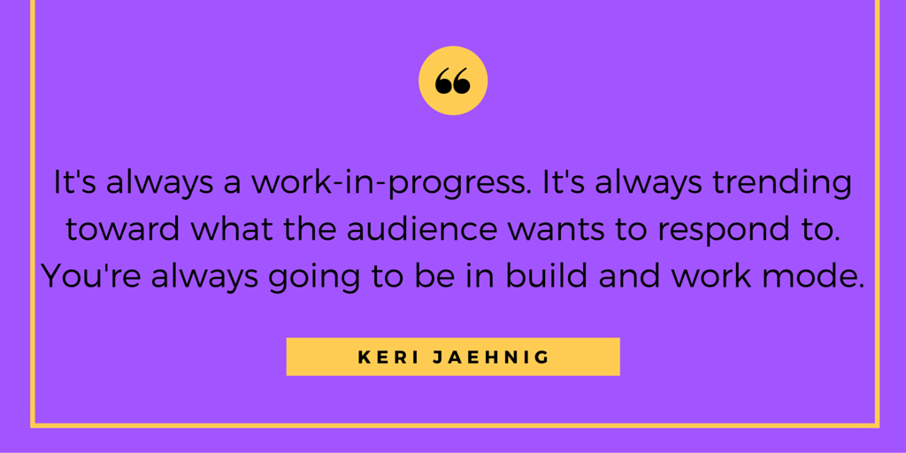 Keri Jaehnig Interview - How to Build a Hands-On Approach to Social Media Marketing