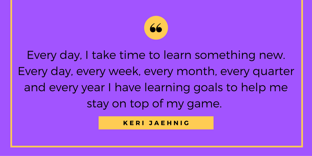 Keri Jaehnig Interview - How to Build a Hands-On Social Media Strategy