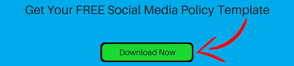 Download Social Media Policy Template Word Document