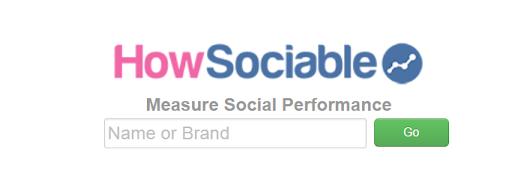How Sociable - Top 25 Social Media Monitoring Tools
