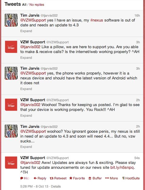 Verizon Social CRM Fail - 25 Tips