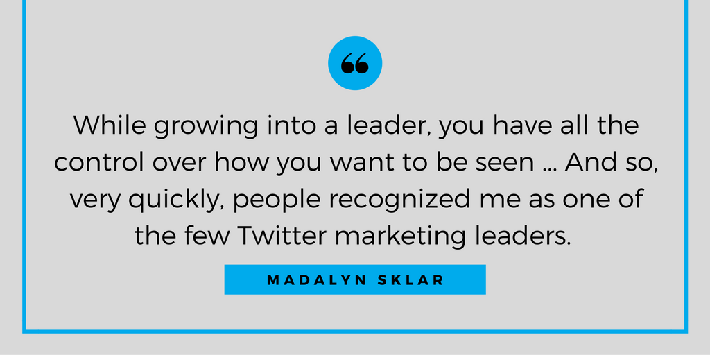 Madalyn Sklar Quote - How to Create and Run a Success Twitter Chat