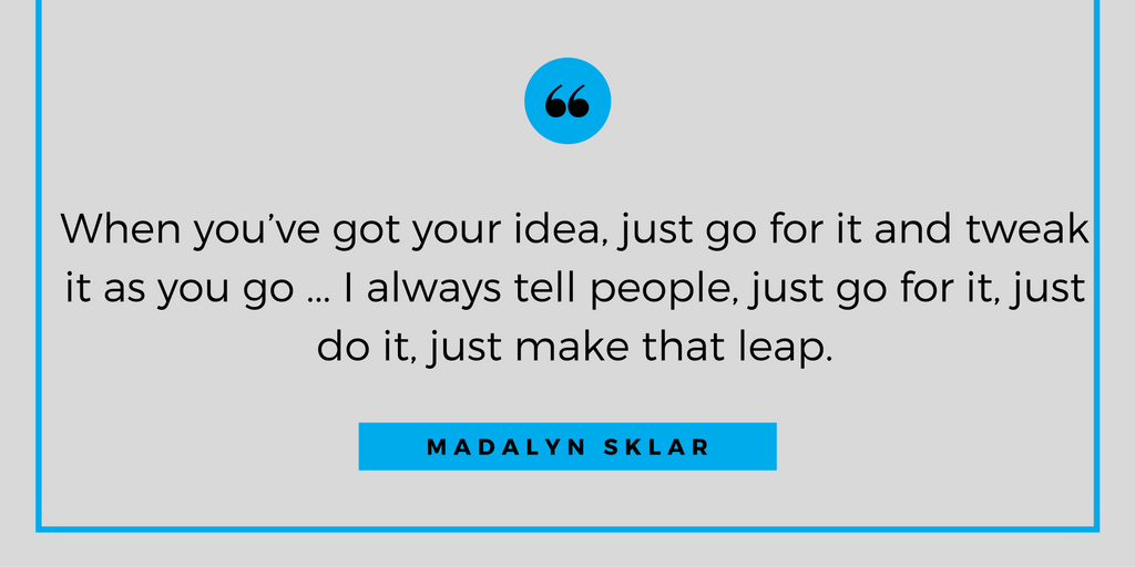 Madalyn Sklar Quote - How to Create and Run a Successful Twitter Chat