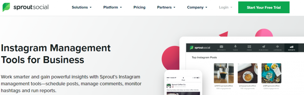 Sprout Social - Top 15 Instagram Analytics Tools and Metrics that Matter