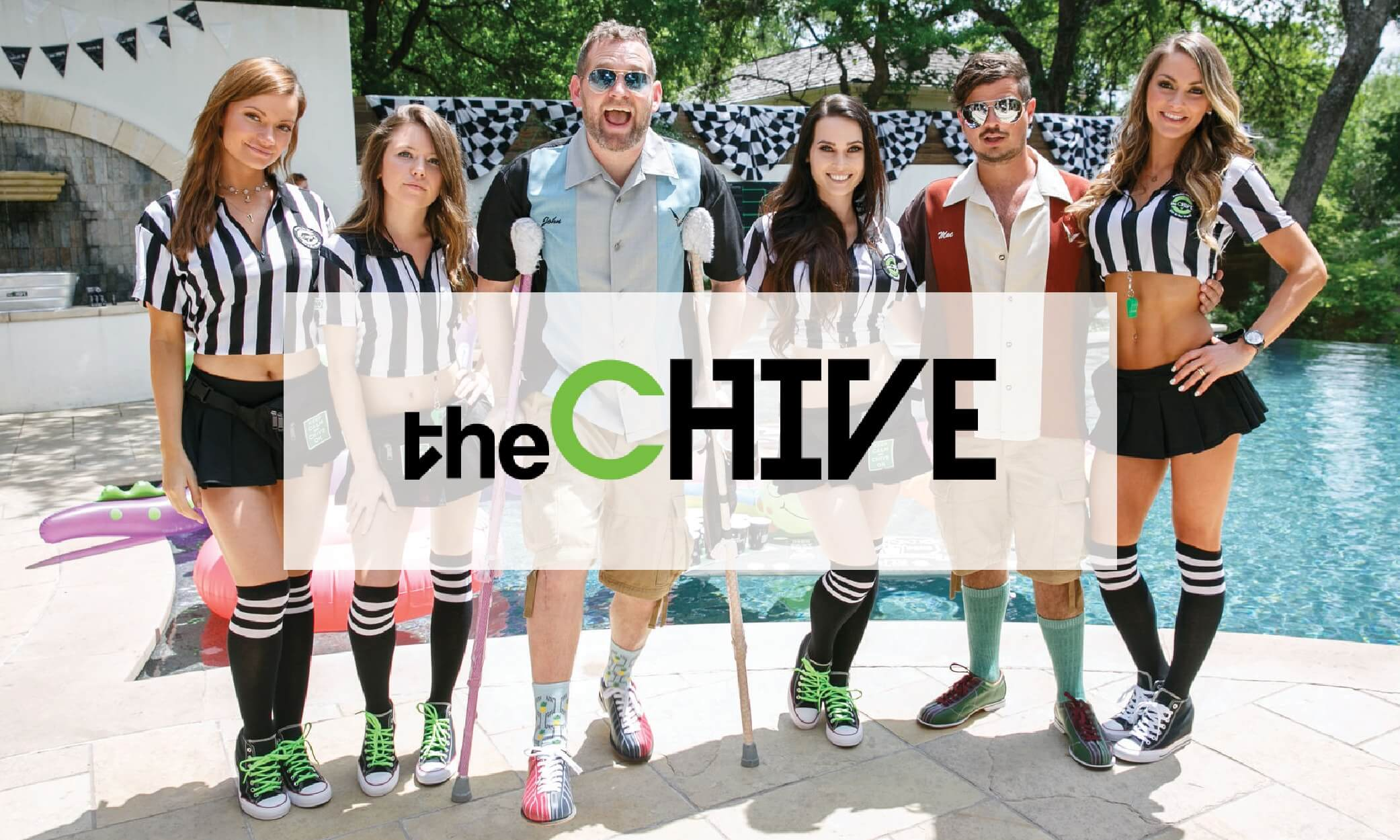 The Chive Keyhole Customer Success Story for growing businesses Keyhole Social Media Analytics