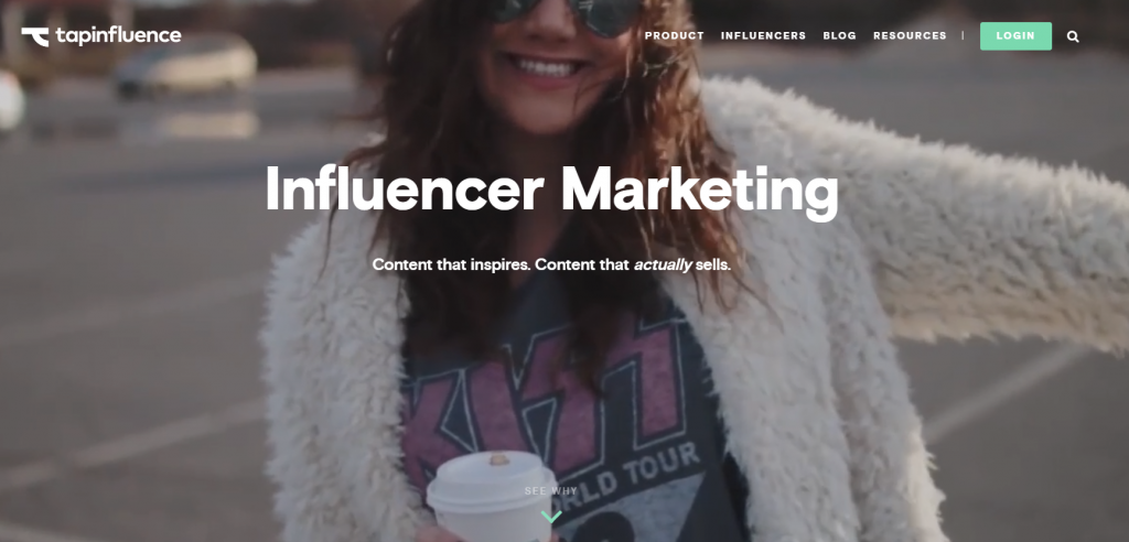 Influencer Marketing in 2021 Tools - TapInfluence
