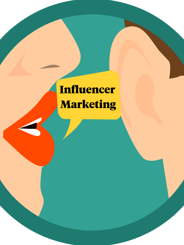 using referrals for influencer marketing