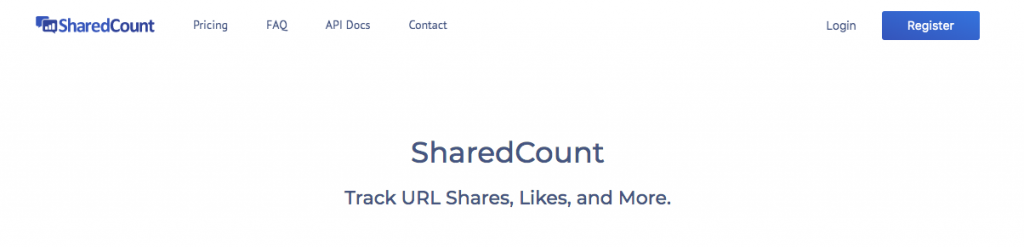 shared count