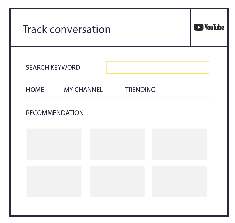 Youtube-analytics-track-conversation