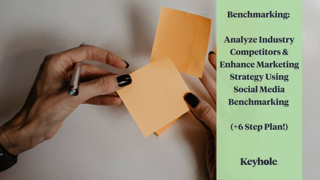 Learn about social media benchmarking and how you stack up against competitors.