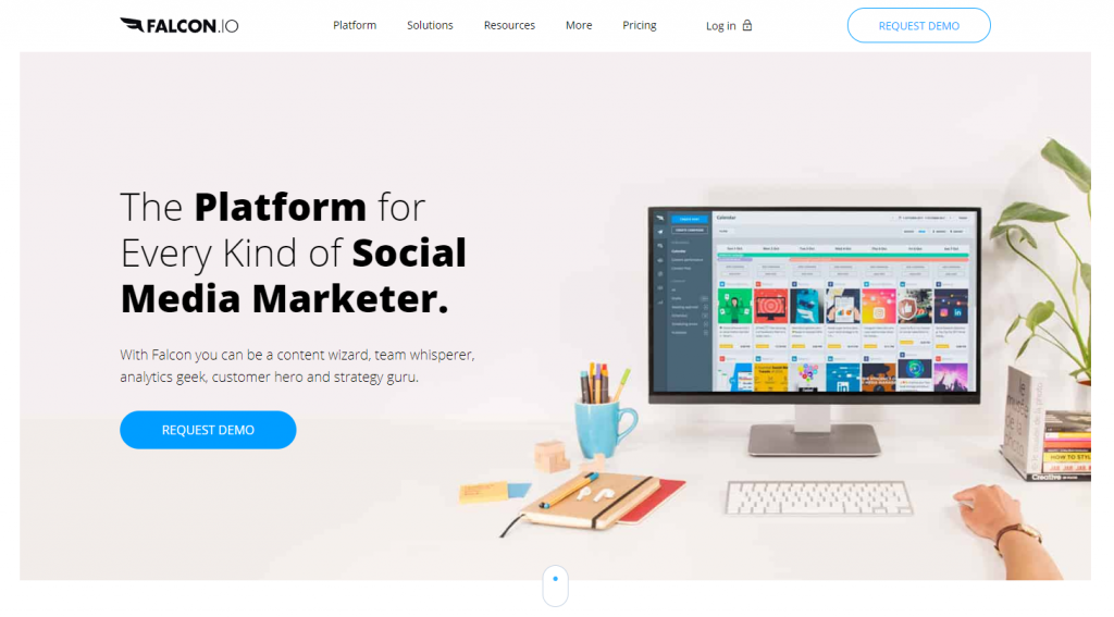 Social Media Tools - Social Listening Tools - Falcon.io