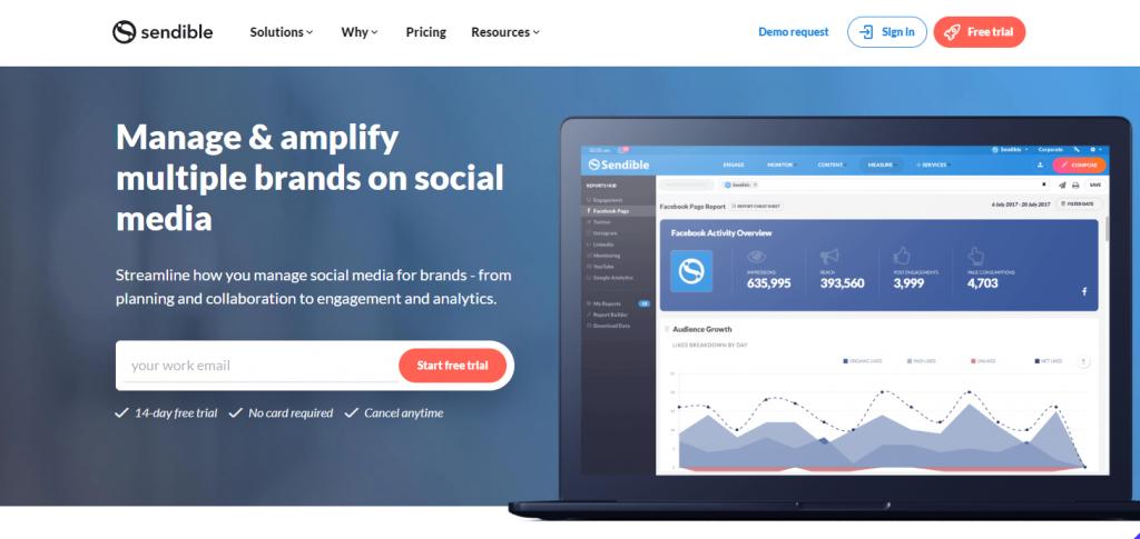 Social Media Tools - Social Listening Tools - Sendible