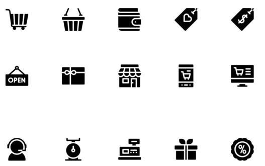 Social Media Icons - Keyhole - Hashtag Tracking - Instagram highlight cover set 7