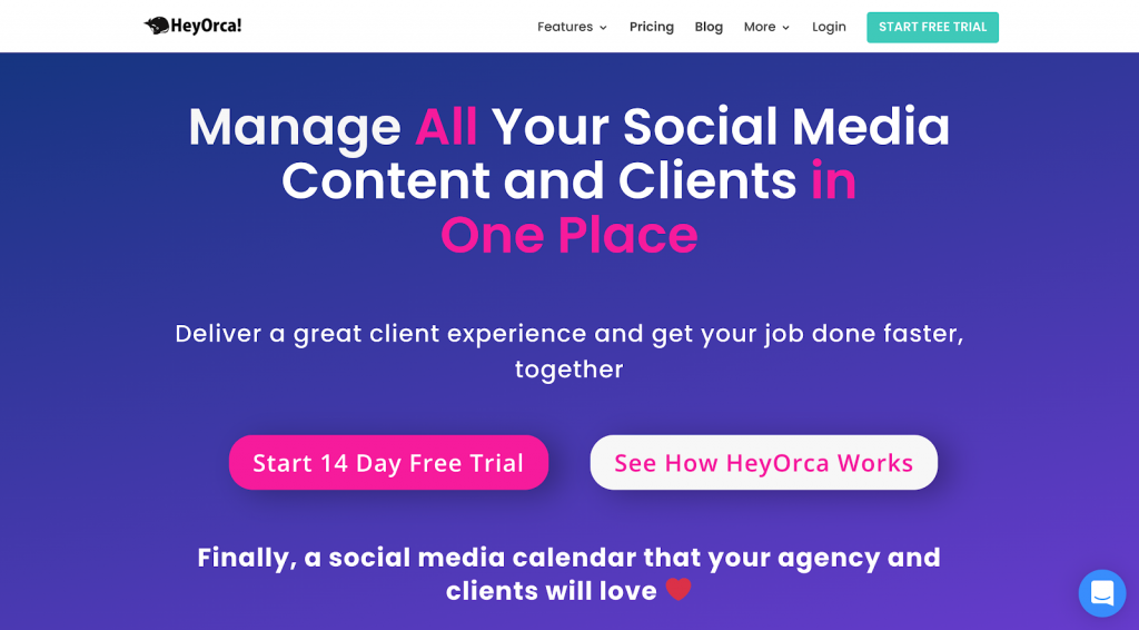 11 Best Social Media Scheduling Tools - Keyhole - HeyOrca