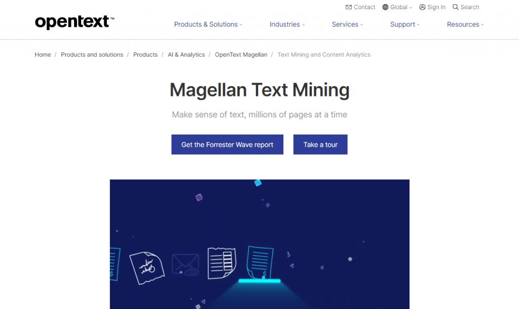 Sentiment Analysis Tools - Opentext