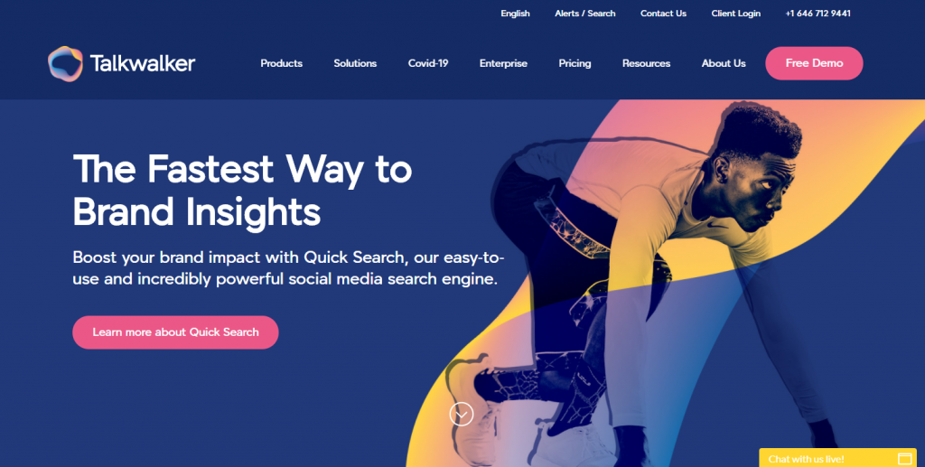 Sentiment Analysis Tools - Quick Search by Talkwalker