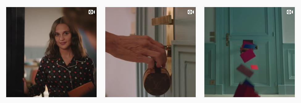 Best Fashion Social Media Campaigns 2020 - Louis Vuitton
